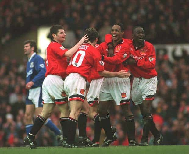 manchester united 9-0 Ipswich Town F.C.