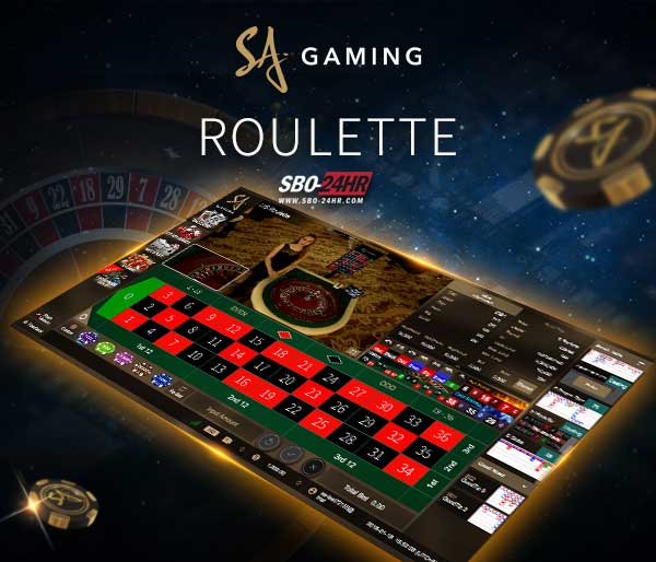 Roulette Online sa gaming
